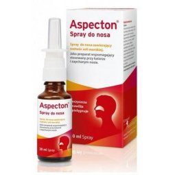 Aspecton Spray do nosa 30ml